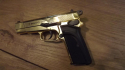 Browning - GPDA 9 Gold Finish
