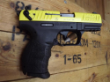 Walther - P22Q Yellow/Black Team Edition