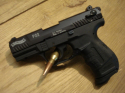 Walther P22 black, cal. 9mm