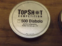 Diverse - Top Shot 500er Competition